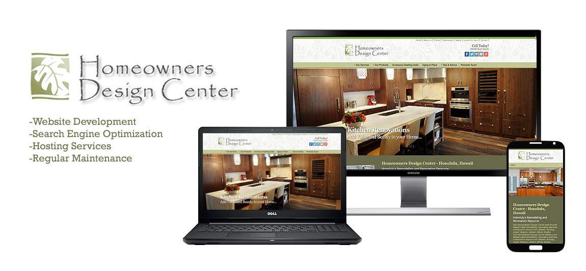 Hawaii Web Design Studio - Website Design Company in